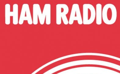 Le logo Ham Radio Friedrichshafen