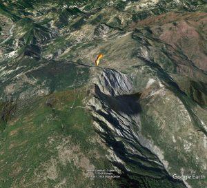 SOTA montagne de la Mairola