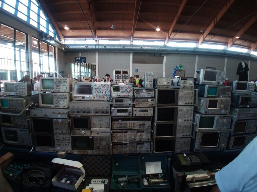 divers matériels et appareils de mesure