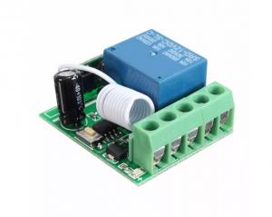 Alilentation 12V coupure du relais < 250V 10A