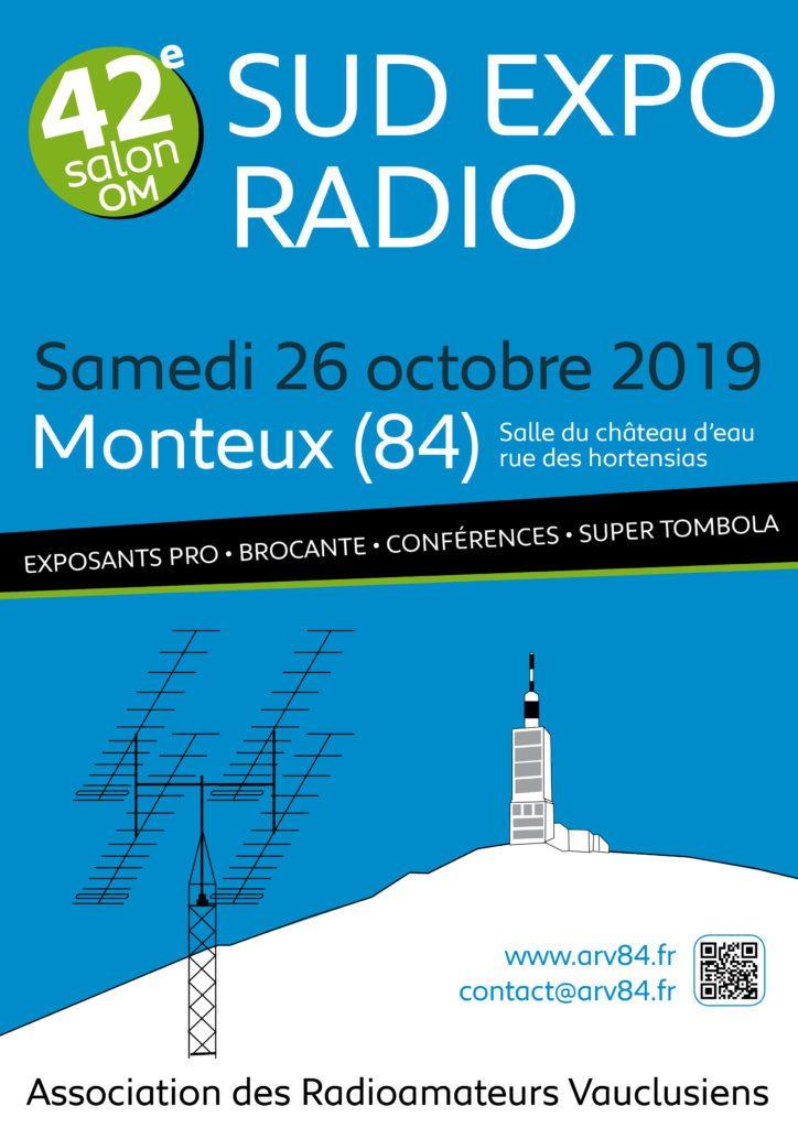 Salon SUD EXPO RADIO 2019