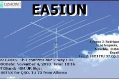 EA5IUN_20181104_1016_40M_FT8