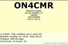 ON4CMR_20181025_0927_40M_FT8