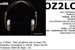 OZ2LC_20181105_0955_40M_FT8