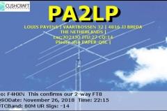 PA2LP_20181126_2215_80M_FT8