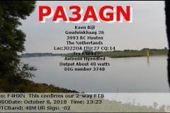 PA3AGN_20181008_1323_40M_FT8