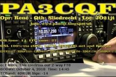 PA3CQF_20181004_1445_40M_FT8