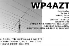 WP4AZT_20181005_1704_20M_FT8